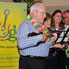 Tommy Sheridan, RUGS (Rathfarnham Ukelele Group) - A colourful Ukelele Band entertained the audience with a variety of songs and playing. <br /> <br /> An Cathaoirleach Cllr Carrie Smyth launched Nutgrove Arts Fest 2013 on Thursday 26 September 2013. The event took place from 6.30pm to 8.30pm and included Musicians Shannen Byrne & Michéal Smith from Kicking Bird, The Bastable Warren School of Irish Dancing, Bollywood Dance Dublin, Independent Theatre Workshop and RUGS Ukelele Band.