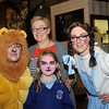 Image features 'The Cowardly Lion' Colleen Hogan, Shan and Grace Kelly and 'Dorothy' ,Niamh Casey.<br /> <br /> An Cathaoirleach Cllr Carrie Smyth launched Nutgrove Arts Fest 2013 on Thursday 26 September 2013. The event took place from 6.30pm to 8.30pm and included Musicians Shannen Byrne & Michéal Smith from Kicking Bird, The Bastable Warren School of Irish Dancing, Bollywood Dance Dublin, Independent Theatre Workshop and RUGS Ukelele Band.