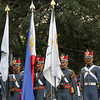 Color Guards from Philippine Military Academy