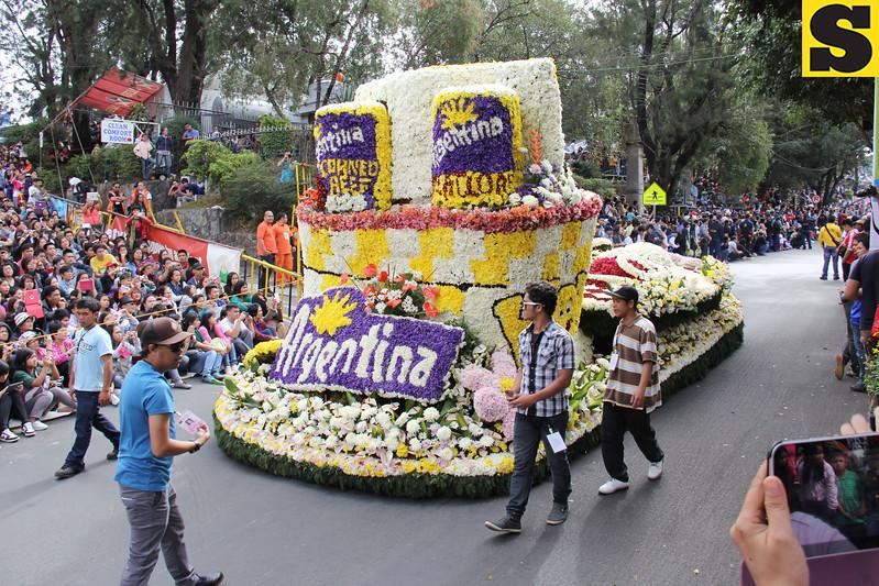 Argentina float.