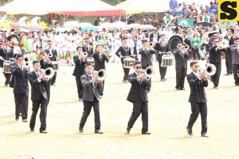 University of Luzon drum and bugle corps