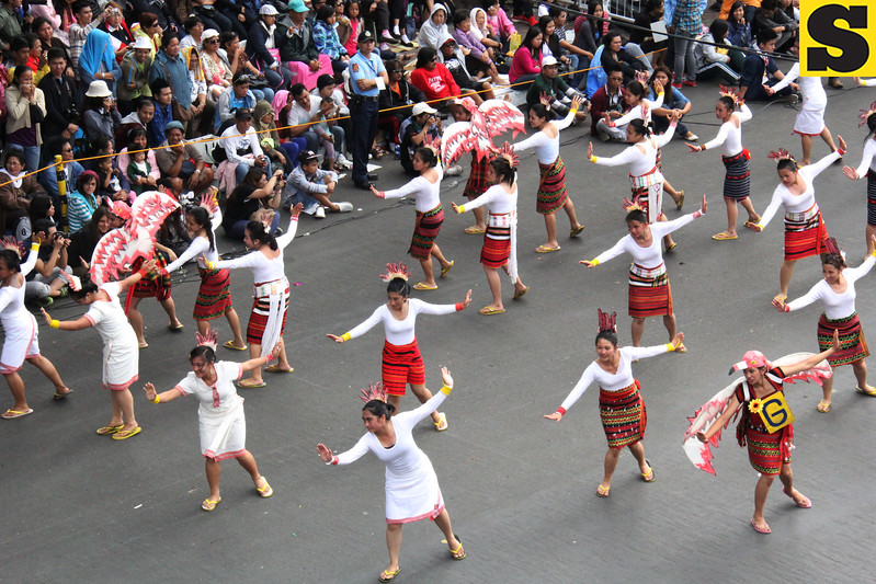 Saint Louis University - Cordillera Cultural Performing Group
