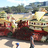 Panagbenga float parade hall of famer SM City Baguio joins 2014 parade
