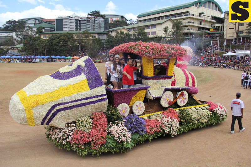 MLhuillier joins Panagbenga 2014 float parade