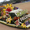 North Luzon Expressway (NLEX) joins Panagbenga 2014 float parade