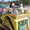 Smart Communications Inc. joins Panagbenga 2014 float parade