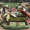 Psalmstre joins Panagbenga 2014 float parade