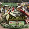 Psalmstre joins Panagbenga 2014 float parade