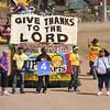 International Praise Center joins Panagbenga 2014 float parade