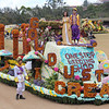 Goldust Creations joins Panagbenga 2014 float parade