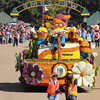 Baguio City Government joins Panagbenga 2014 Grand Float Parade