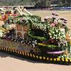 Tarlac-Pangasinan-La Union Expressway joins Panagbenga 2014 float parade
