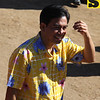 Baguio City Representative Nicasio Alipino leads Panagbenga 2014 celebration
