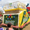 Smart Communications Inc. joins Panagbenga 2014 float parade