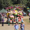 Baguio Country Club joins Panagbenga 2014 float parade