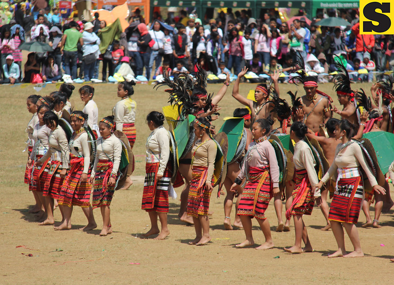 Baguio City celebrates Panagbenga 2014 with street parade