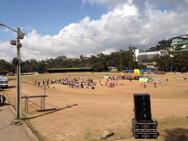 Baguio City Athletic Bowl