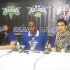 "MANILA. Ateneo coach Norman Black says the atmosphere in a UAAP game is just ""exceptional."" (Virgil Lopez/Sunnex)"
