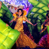 Keena May Anne Sumido of Halad Inasal Festival of Talisay City is named Pasigarbo Festival Queen 2012. (Alex Badayos)