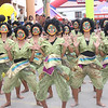 BINULO FESTIVAL. Young and talented dancers perform a native dance during Binulo Festival 2013, part of the town's fiesta celebration. (Photos by Chris Navarro of Sun.Star Pampanga)