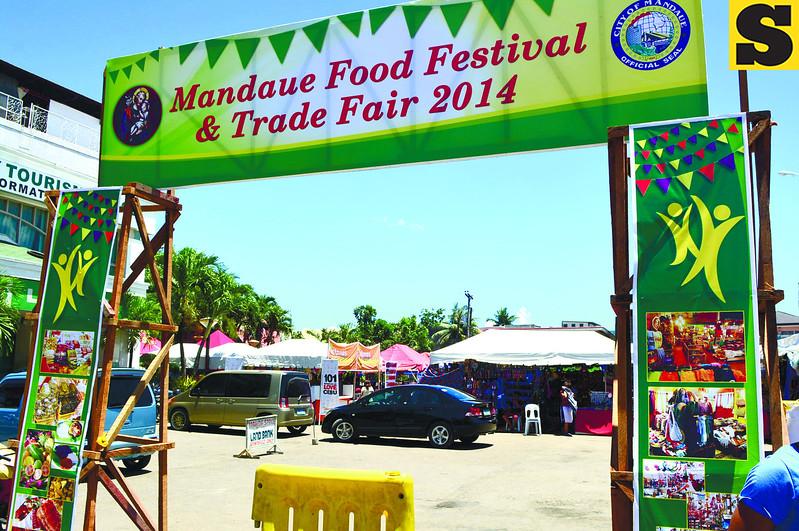 Mandaue Food Festival 2014