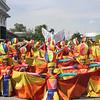 Pamamupul or Harvest Festival Grand Parade