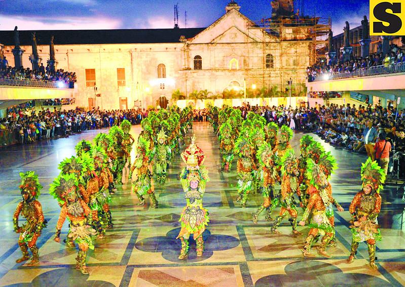 Lumad Basakanon wins Aliwan Festival 2014