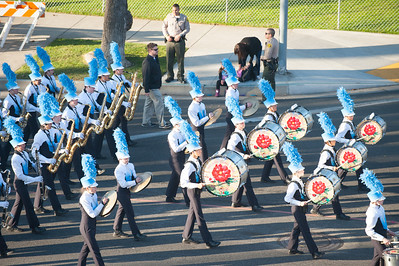 "Claudia Taylor ""Lady Bird"" Johnson HS Marching Band"