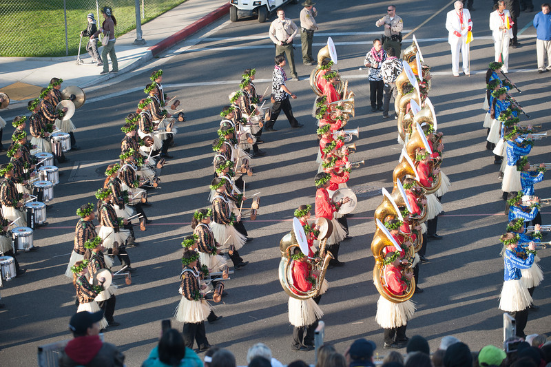Hawaii All State Marching Band