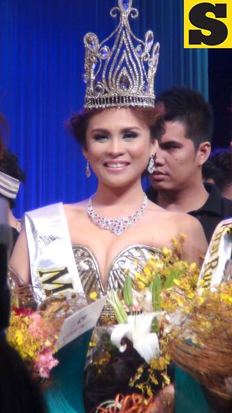 Ms Cebu 2012 Pierre Anther Infante. (Sunnex)