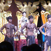 The opening number with Ms Cebu 2011 Mia Zeeba Faridoon. (Sunnex)