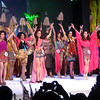The Ms Cebu 2012 candidates during their opening number. (Sunnex photo)