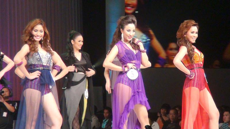 Ms Cebu 2012 candidates. (Sunnex photo)