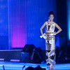 Ms Cebu 2012 candidate #2 Ann Caryl S. Gotingco of the University of San Carlos in her evening gown. (Sunnex photo)