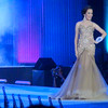 Ms Cebu 2012 candidate #9 April Ann Claire R. White of the University of Cebu -Banilad Campus in her evening gown. (Sunnex photo)