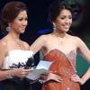 Ms Cebu 2010 Reena Elena Malinao and Ms Cebu 2012 candidate #10 Jonnie Rose Louise R. Wee. (Sunnex photo)