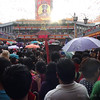 The first day novena for this year's feast of Sr. Sto. Nino started January 5, 2012 at the Basilica church in Cebu City.  Thousands of Catholic faithful joined the mass. (Photo by Tashuana Alemania/Sunnex)