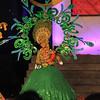 Sinulog Festival Queen candidate #3 Hyacinth Caya Almeria, 15, representing the Pasaka Festival of Tanauan, Leyte