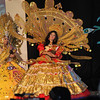 Sinulog Festival Queen 2013 1st runner-up Candidate #5 Mary Joy Delmo of Sinanduloy Cultural Troupe, Tangub City