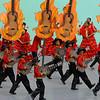 SINULOG SA KABATAAN. Pajo Elementary School of Lapu-lapu City won 2nd place in the elementary division during the Sinulog sa Kabataan sa Lalawigan at the Cebu City Sports Center last January 12, 2013. (Sun.Star photo/Arni Aclao)