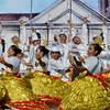 SINULOG SA KABATAAN. Apas National High School wins 1st place in Sinulog sa  Kabataan sa Dakbayan. (Sun.Star Photo/Amper Campana)