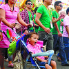 A kid goes sleepy in his ride as they join the solemn procession 19Jan2013.                                                                             (SUNSTAR FOTO/ARNI ACLAO)