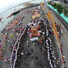"The annual fluvial procession kicked off from St. Joseph Parish Church in Mandaue City to Basilica Minore de Sto. Niño Saturday dawn. Read more: <a href=""http://www.sunstar.com.ph/cebu/local-news/2014/01/18/contingents-advised-be-careful-during-sinulog-parade-323824"">http://www.sunstar.com.ph/cebu/local-news/2014/01/18/contingents-advised-be-careful-during-sinulog-parade-323824</a><br /> <br /> Photos by Jayjay Neri and Pio Neri"