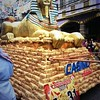 Casino alcohol's float brings you to Egypt.  (Photo by Jean Mondoñedo-Ynot)