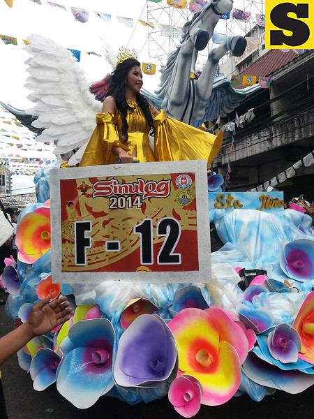 Float of the Municipality of Consolacion  (Photo by Jean Mondoñedo-Ynot)