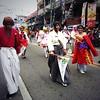 Cosplayers join the Sinulog grand parade.  (Photo by Jean Mondoñedo-Ynot)