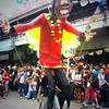 Rasta puppet.  (Photo by Jean Mondoñedo-Ynot)