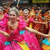 Sinanduloy Cultural Dance Troupe of Tangub City  (Photo by Jean Mondoñedo-Ynot)
