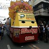 Palawan Express's float  (Photo by Jean Mondoñedo-Ynot)