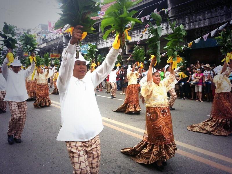 Cebu City Government's contingent.  (Photo by Jean Mondoñedo-Ynot)